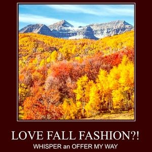🍂FALL FASHION🍁 BE READY!
